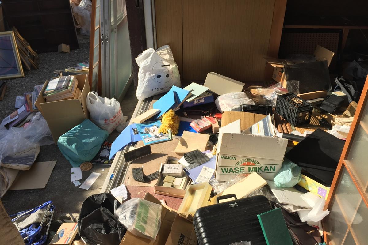 実家がゴミ屋敷に・・・なぜ物で溢れてしまうのか?