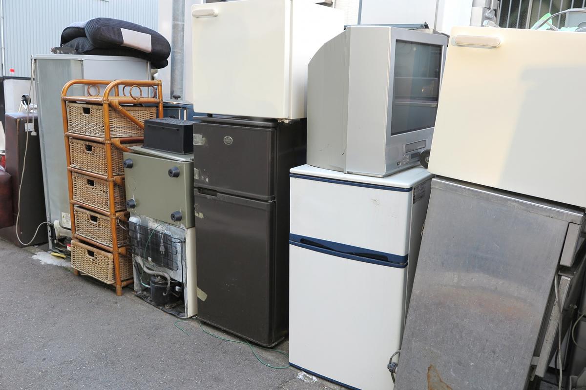 遺品整理時に冷蔵庫を処分する方法