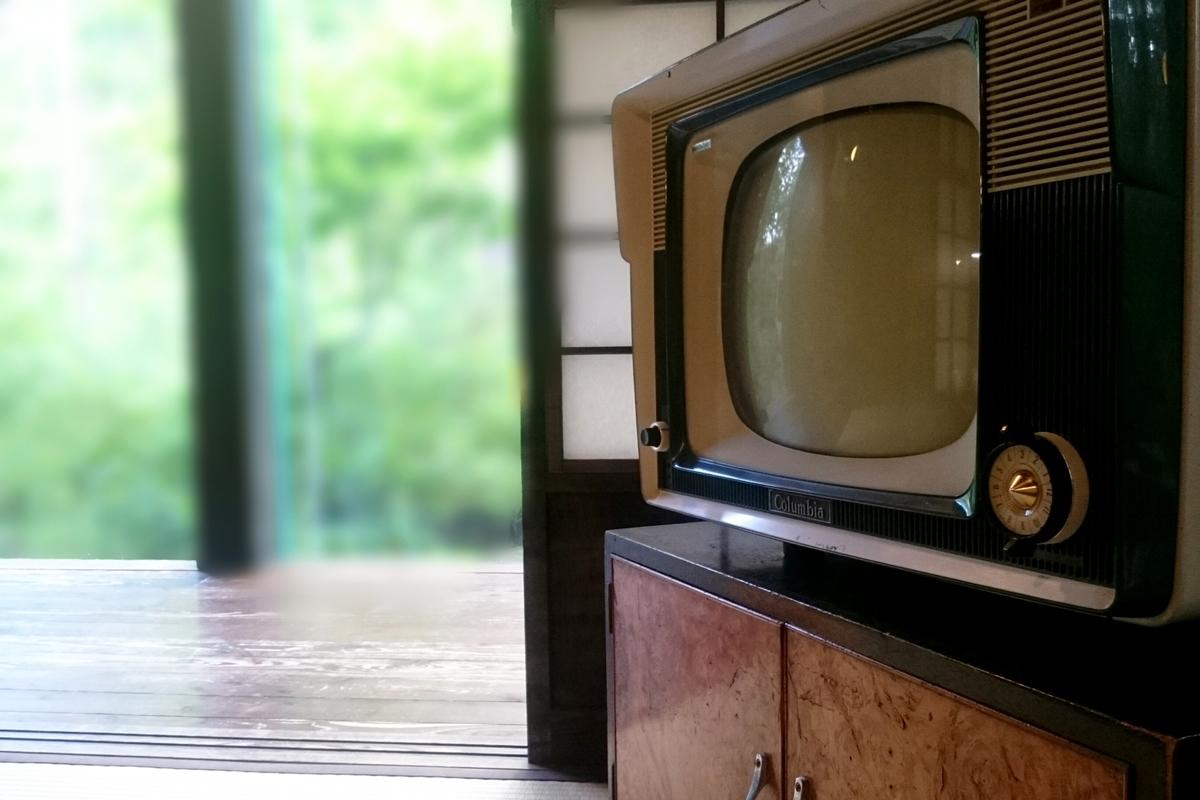 遺品整理時にテレビを処分する方法 大阪や奈良の人は必見です
