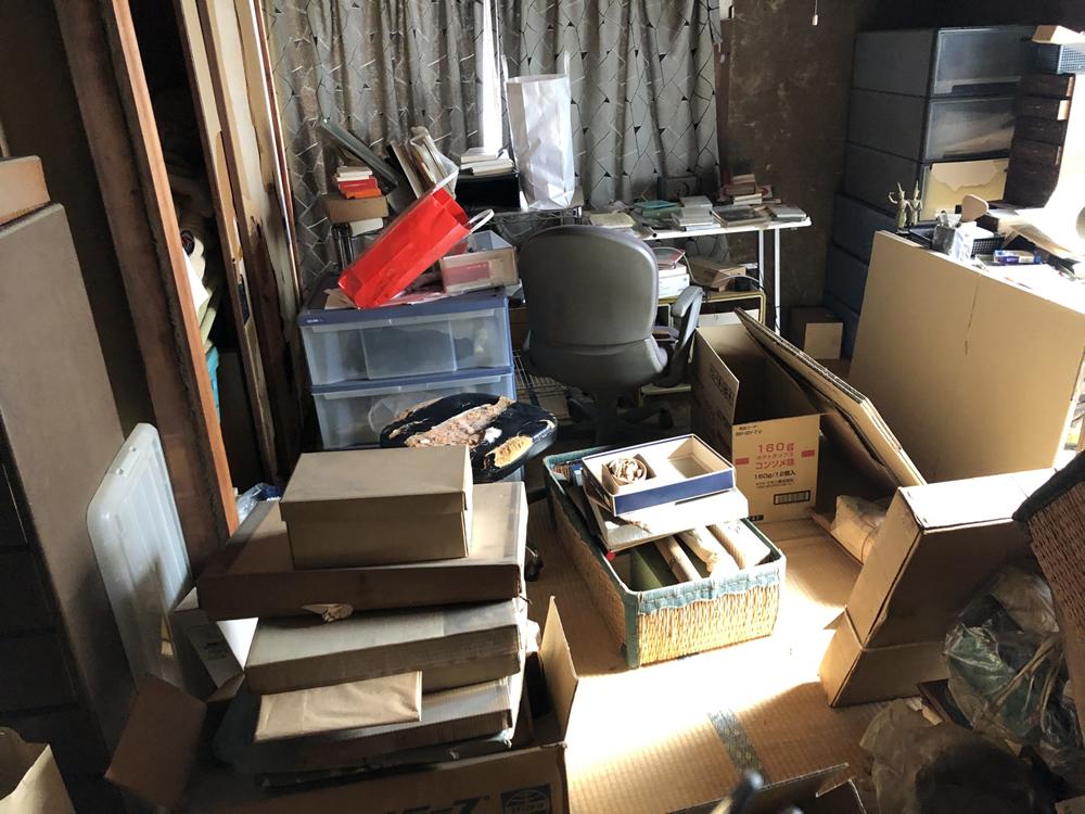 ゴミ屋敷を整理するには?ゴミ屋敷が発生する原因と片付け方法